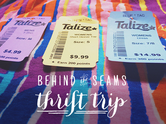 Behind the Seams: Talize